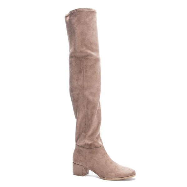 Felix Over the Knee Mink Boot