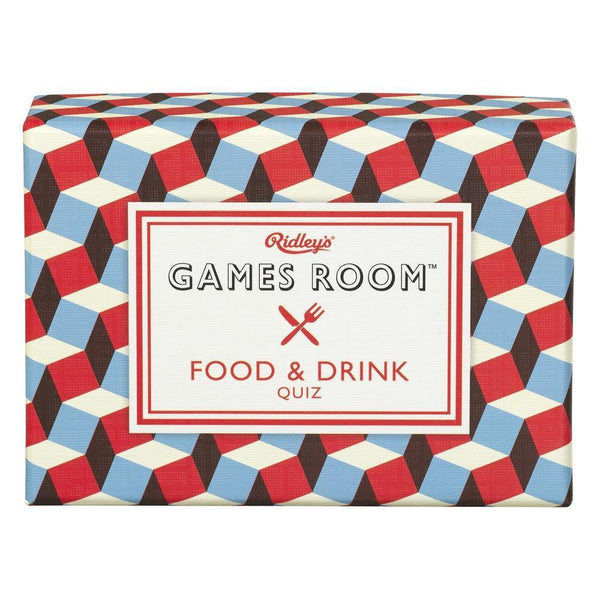 Food & Drink Quiz Trivia Game
