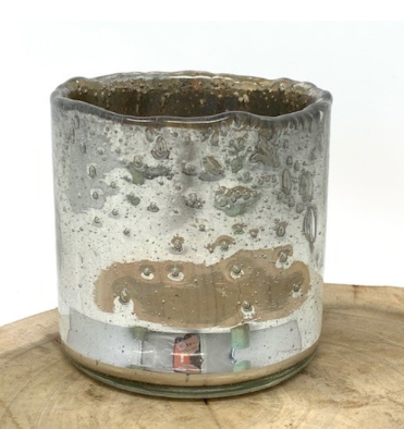 Seeded Mercury Candle