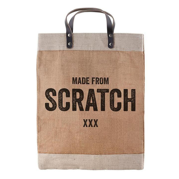 Made From Scratch Market Tote