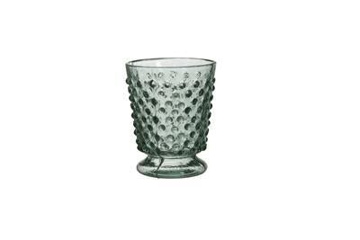Recycled Hobnail Glass