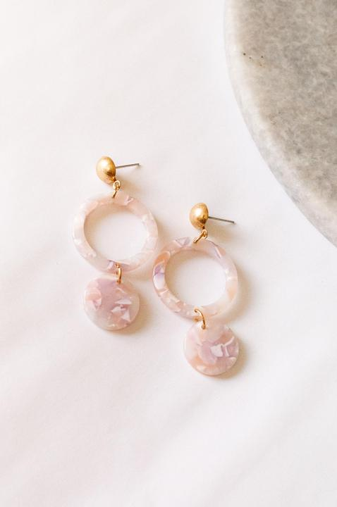 Quinny Circle Earring