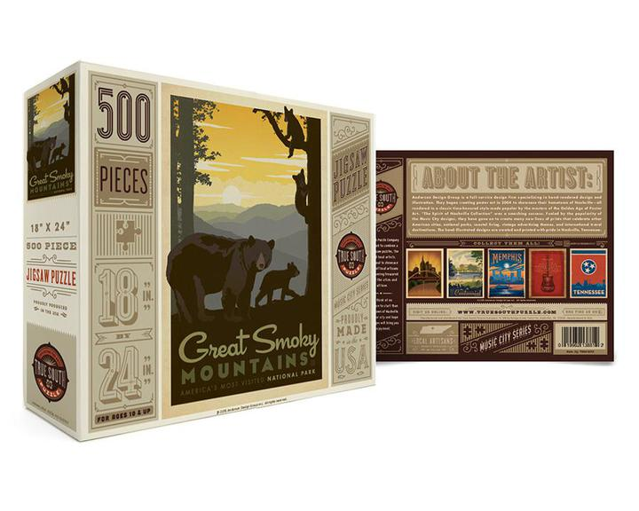 The Great Smoky Mountains Puzzle