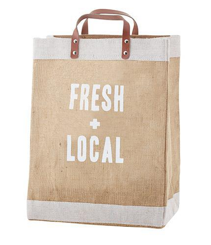 Fresh + Local Market Tote