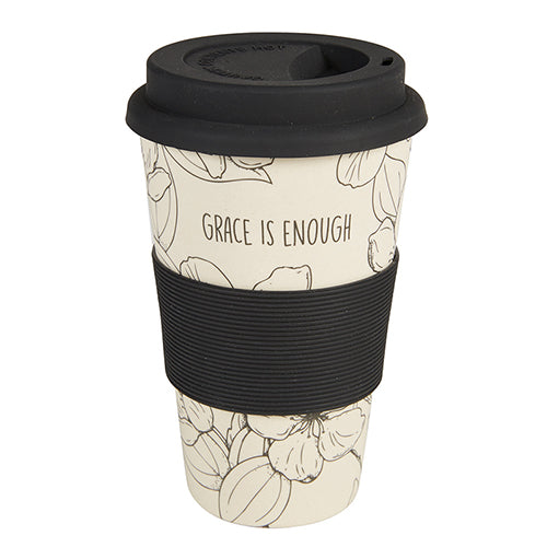 Grace is Enough Bamboo Mug