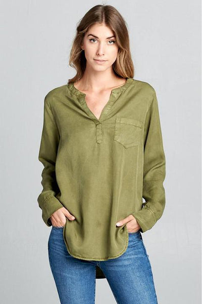 Olive The Comfort Top