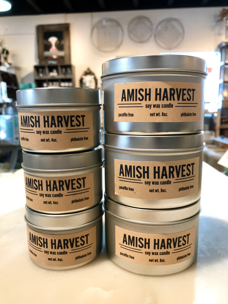 Amish Harvest Candle