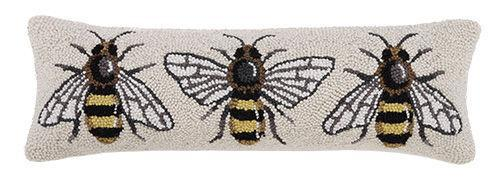 Bee Lumbar Pillow