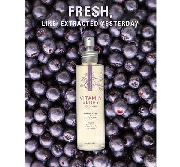 Vitamin Berry Facial Tonic Spray