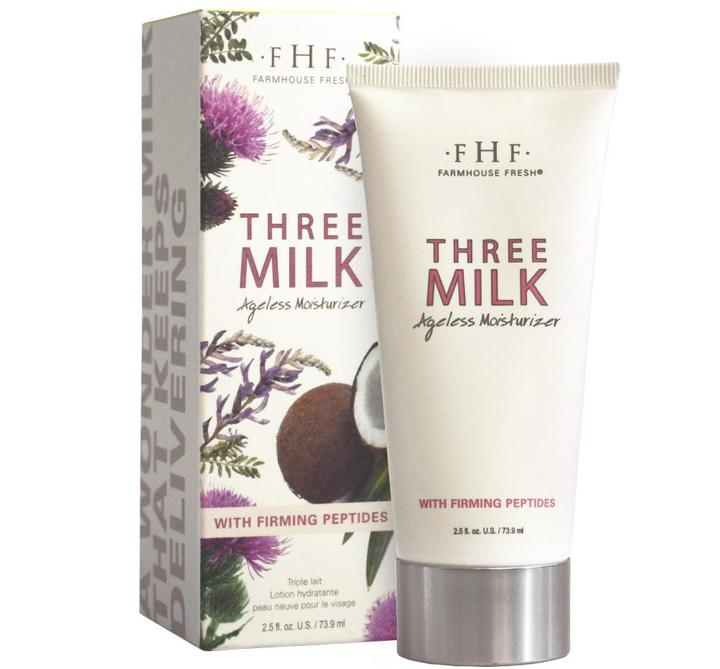 Three Milks Ageless Moisturizer