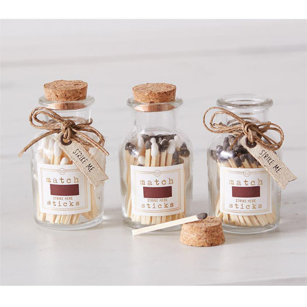 Match Stick Bottle Set