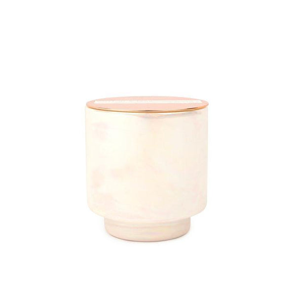 Mini Cotton & Teak Glow Candle