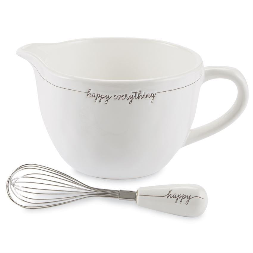 Happy Everything Mixing Bowl Set
