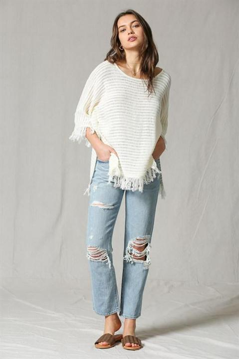 Fringe Dream Tunic Top