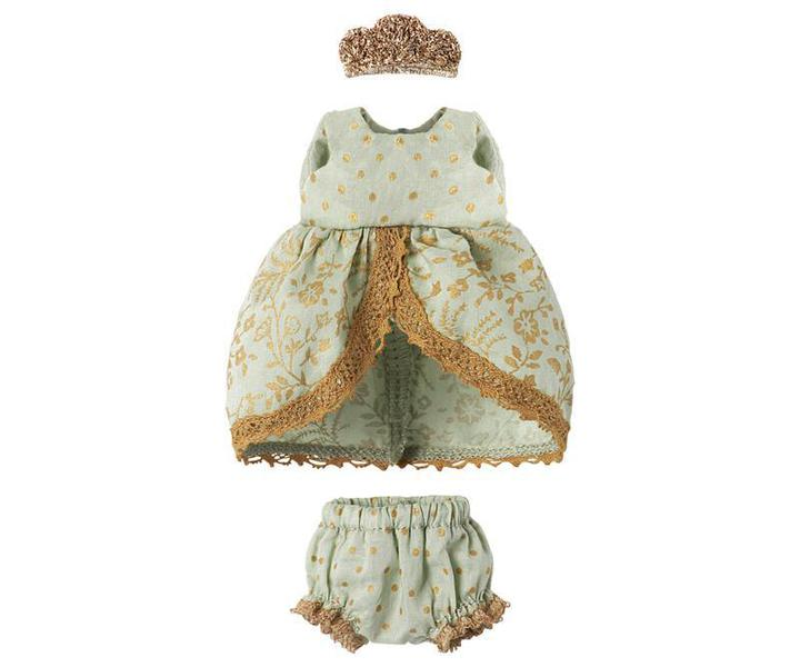 Mint Princess Dress Set (Micro)