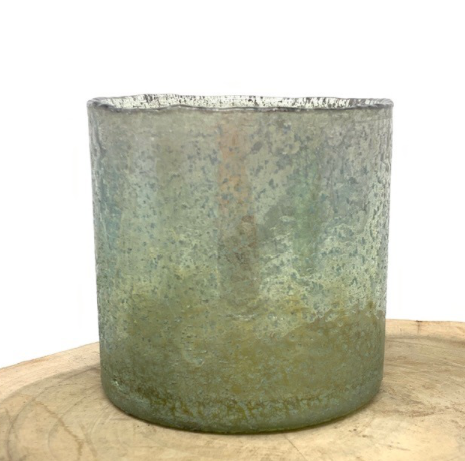 Sea Glass Candle