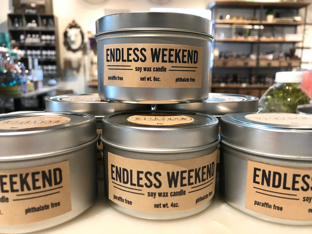 Endless Weekend Candle