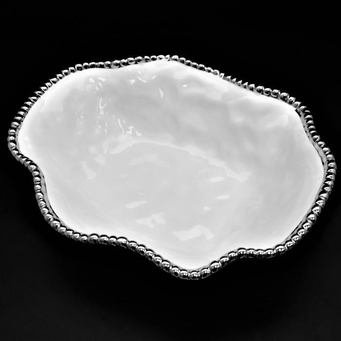 Porcelain Wave Bowl