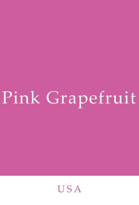 Pink Grapefruit Essential Oil