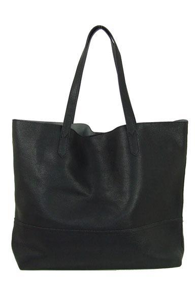 Vegan Tote with Wristlet