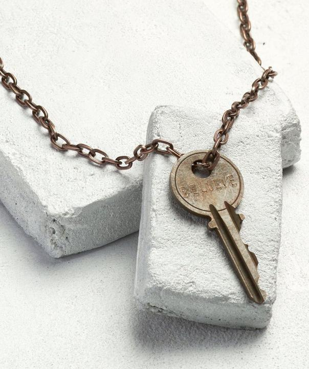 The Classic XL Let Go Key Necklace