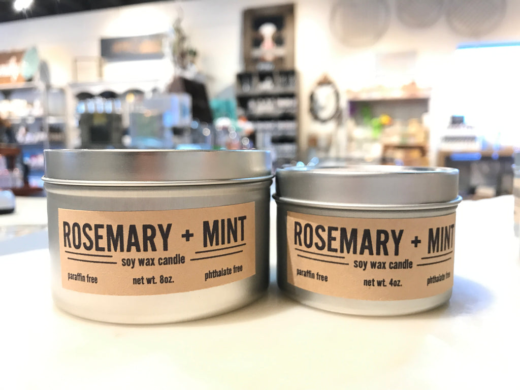 Rosemary + Mint Candle