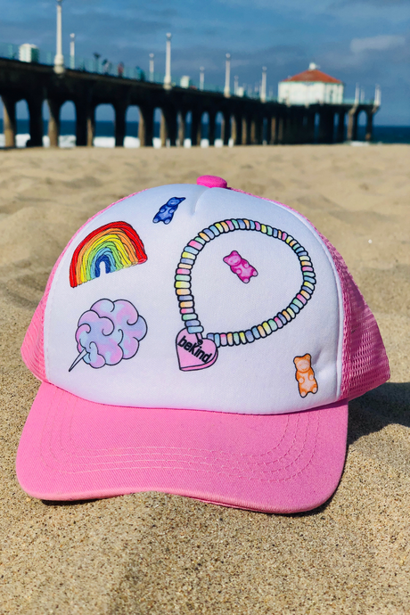 Candy girl hat (youth)