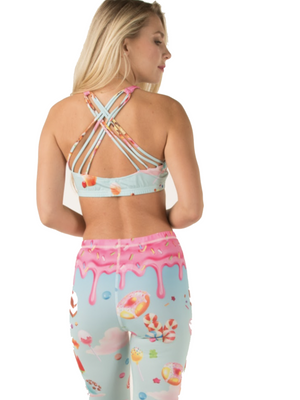 Candylicious Land Bra Top Adult