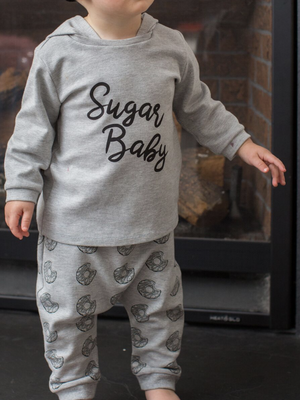 Sugar Baby Sweatpants- Unisex