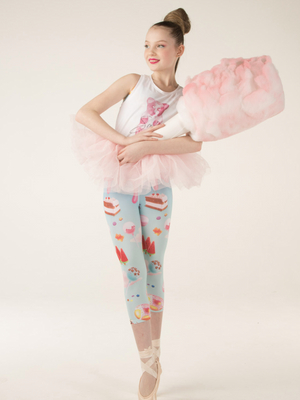 Candyliciousland Leggings- Youth