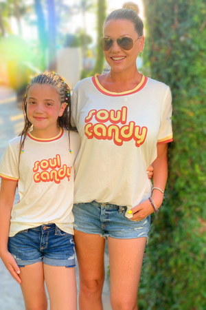 Retro Soul Candy Tee - Youth
