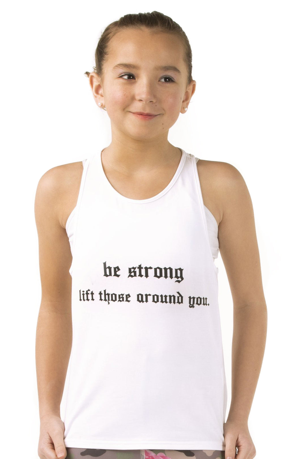 Be Strong Tank - Youth