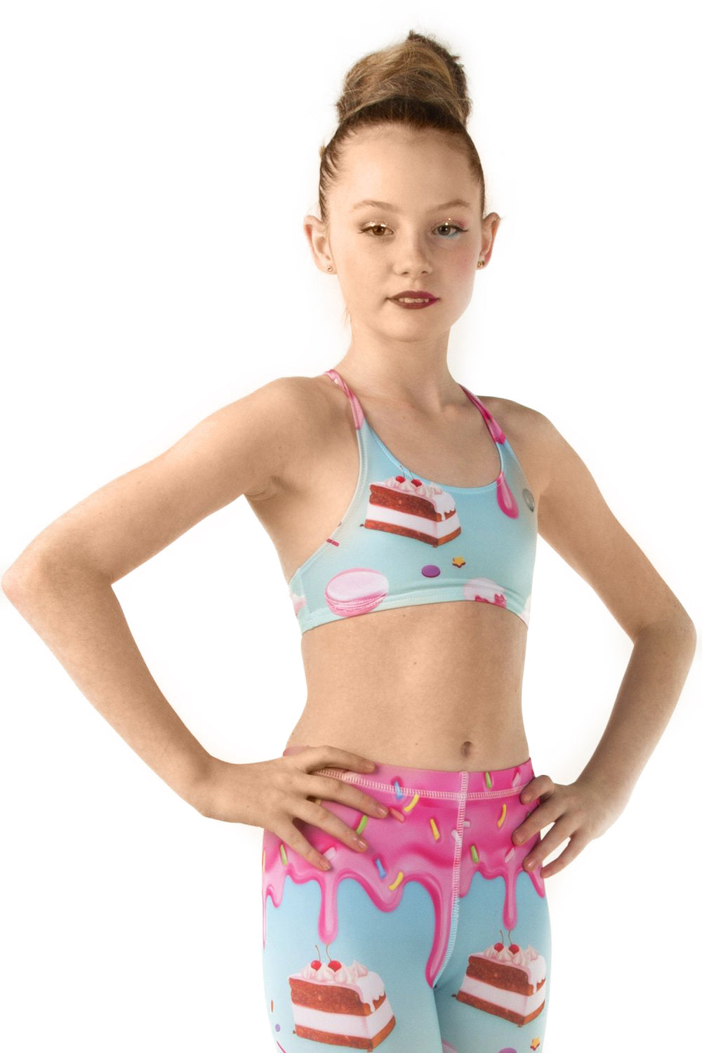 Candyland Bra Top - Youth