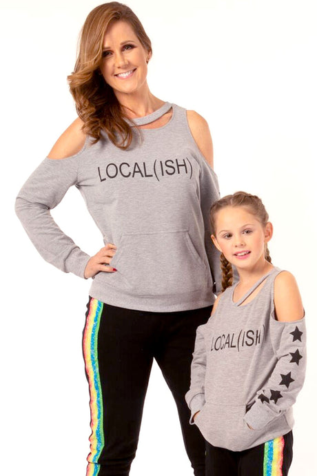 Localish Sweatshirt- Adult