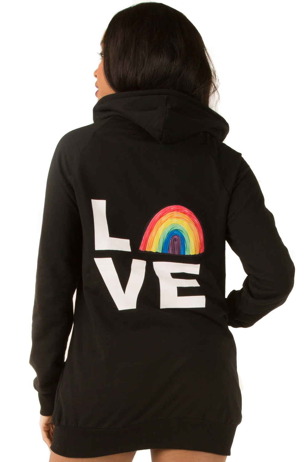 Oversized Love Sweatshirt