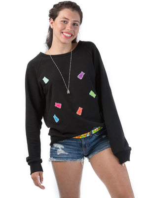 Patch Perfect Sweatshirt