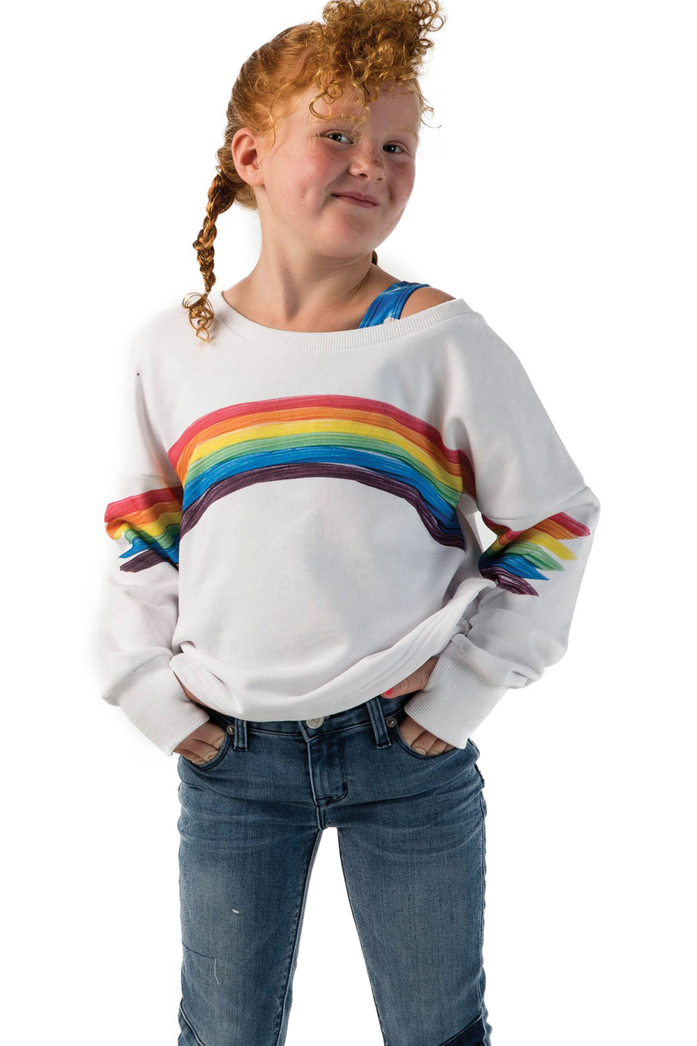 Rainbow Dreams Sweatshirt - Youth