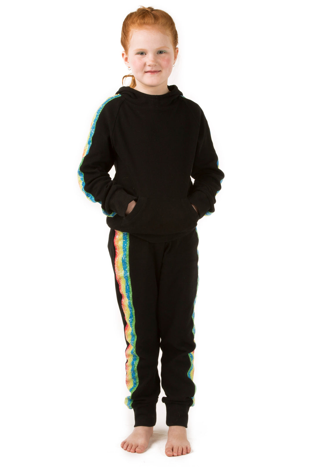 Extreme Rainbow Tracksuit - Youth