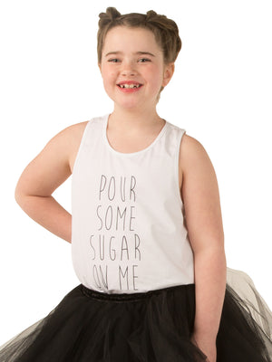 Pour Some Sugar On Me Tank- Youth