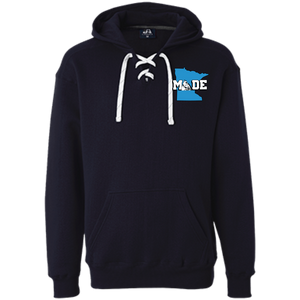 Minnesota Made - The Original - Heavyweight Sport Lace Hoodie