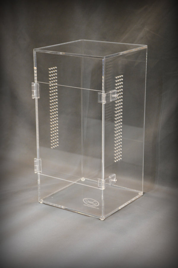 Acrylic Enclosure 8x8x16