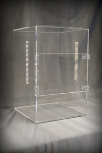 Large Acrylic Enclosure 12x12x18