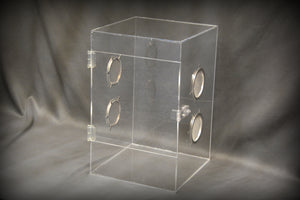 Medium Acrylic Enclosure 10x10x16