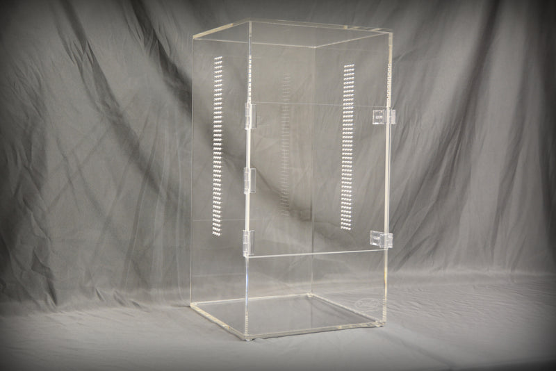 Acrylic Enclosure 10x10x20