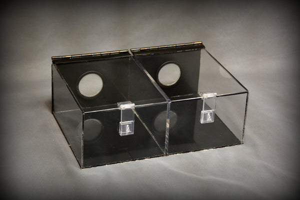 (2) Compartment Enclosure