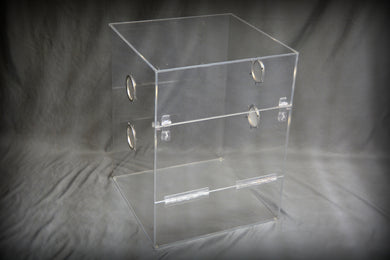 Acrylic Enclosure 18x18x24