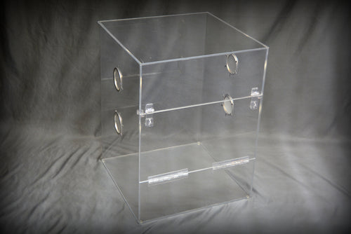 Extra Large Acrylic Enclosure 18x18x24