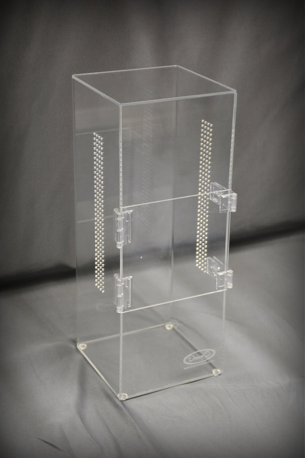 Acrylic Enclosure 6x6x16