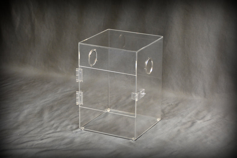 Acrylic Enclosure 8x8x12