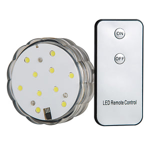 LED Accent Light White - Waterproof
